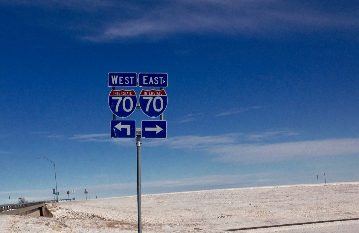 I-70 WEST and BEYOND